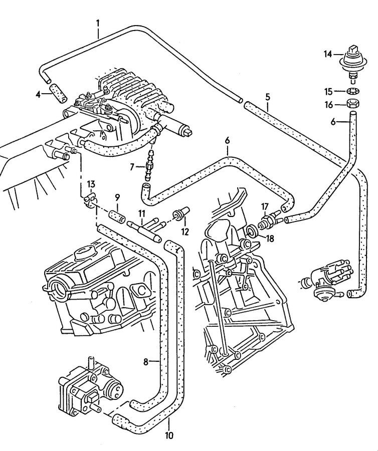 audi 80 quattro harness for anti locking brake system