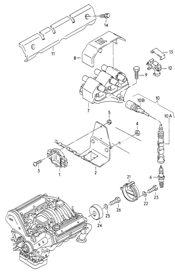 Honda Accord Sd Sensor Location Also Engine on Volvo V40 Camshaft Position Sensor Location