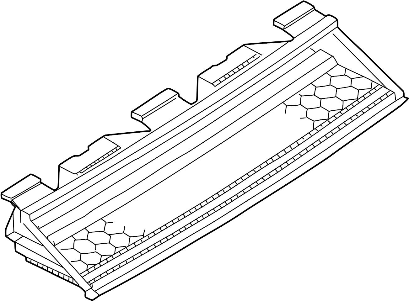 audi a6 additional brake light high mounted brake l. Black Bedroom Furniture Sets. Home Design Ideas